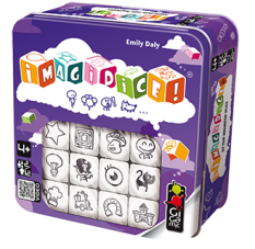 boardgames Imagidice Games for family Gigamic