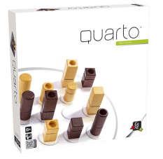Games of strategy Quarto Gigamic boardgames
