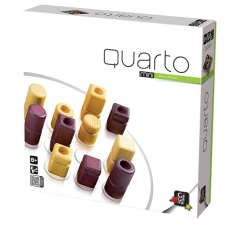 boardgames Quarto Mini Games of strategy Gigamic