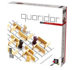 Games of strategy Quoridor Mini Gigamic boardgames