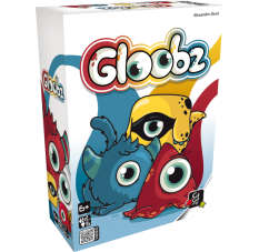 boardgames Gloobz Family Games Gigamic