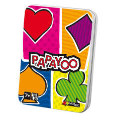 boardgames Papayoo Party Games Gigamic