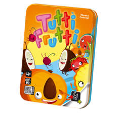 Tutti Frutti Games for family Gigamic