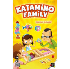 Games of strategy Katamino Family Gigamic boardgames