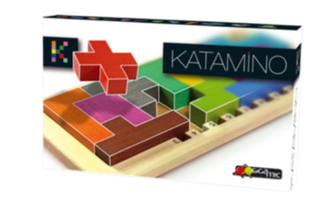 boardgames Katamino Puzzle Games Gigamic