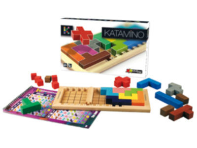Puzzle Games Katamino Gigamic boardgames