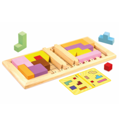 boardgames Katamino Family Puzzle Games Gigamic