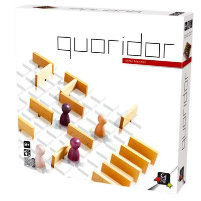 Quoridor Games of strategy Gigamic
