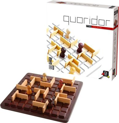 boardgames Quoridor Games of strategy Gigamic