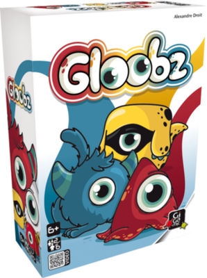 boardgames Gloobz Logic Games Gigamic