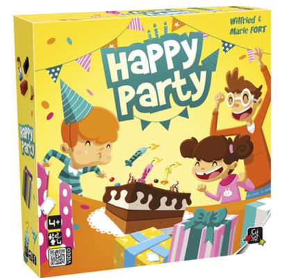 Games for family Happy Party Gigamic boardgames