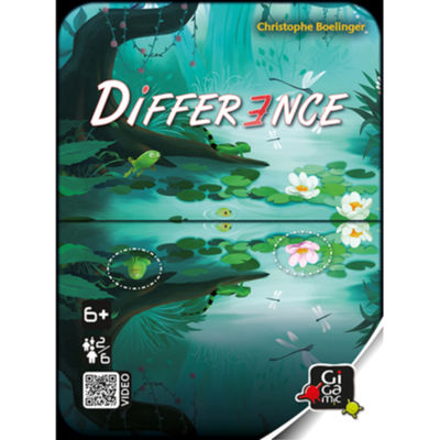 Games for family Difference Gigamic boardgames