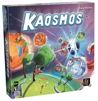 Picture box Kaosmos board game