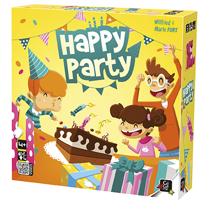 Discover Happy Party