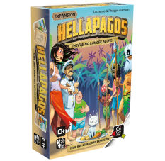 Box of Hellapagos - Tribe and Characters expansion