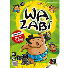 boardgames Wazabi Family Gigamic