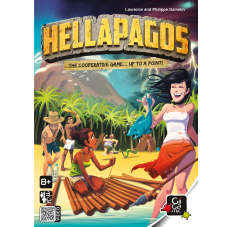 boardgames Hellapagos  Gigamic